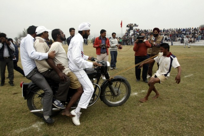 Kỳ dị thế vận hội ở nông thôn Ấn Độ ảnh 15