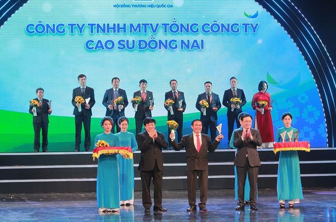 Lễ Công bố sản phẩm đạt Thương hiệu quốc gia Việt Nam năm 2020 ảnh 2