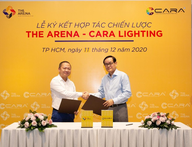 """Chủ đầu tư The Arena bắt tay cùng """"phù thủy ánh sáng"""" của Cara Lighting ảnh 3"""
