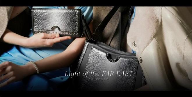 'Ánh sáng Viễn Đông' của thương hiệu thời trang GIOVANNI ảnh 13