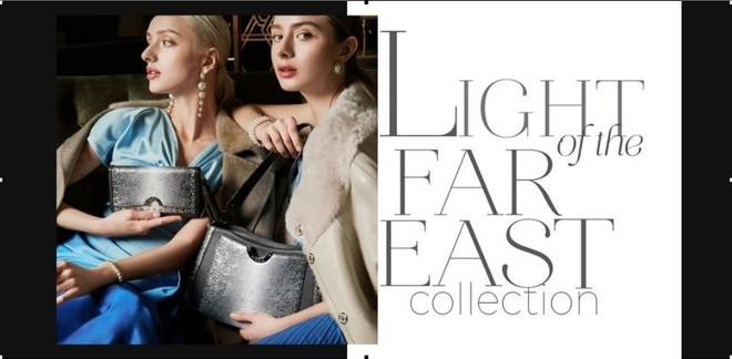 'Ánh sáng Viễn Đông' của thương hiệu thời trang GIOVANNI ảnh 2