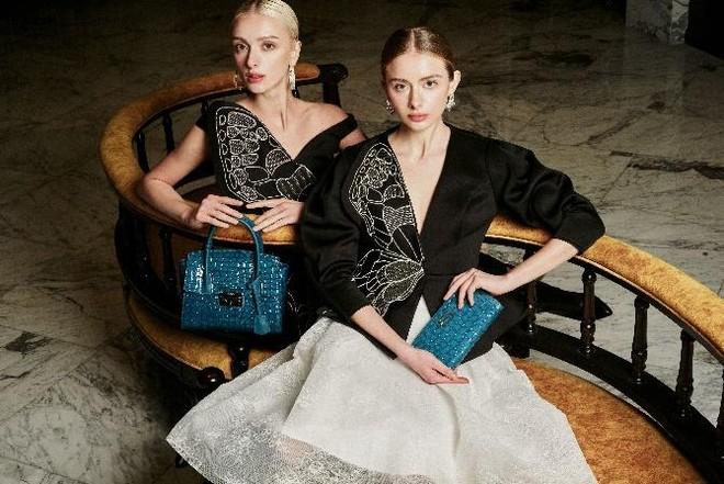 'Ánh sáng Viễn Đông' của thương hiệu thời trang GIOVANNI ảnh 9