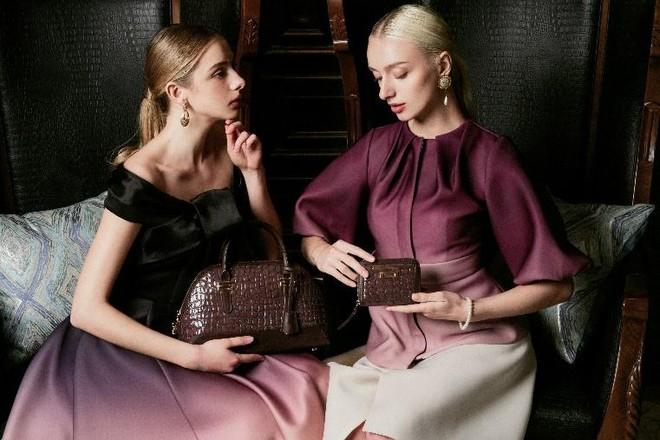 'Ánh sáng Viễn Đông' của thương hiệu thời trang GIOVANNI ảnh 4