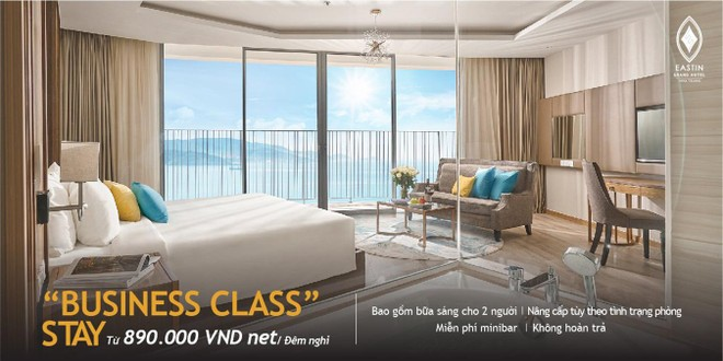 Siêu ưu đãi giá phòng chưa từng có tại khách sạn cao cấp Eastin Grand Hotel Nha Trang ảnh 2