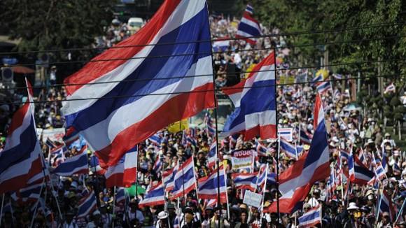 Thủ tướng Thái Lan khẳng định không từ chức ảnh 1