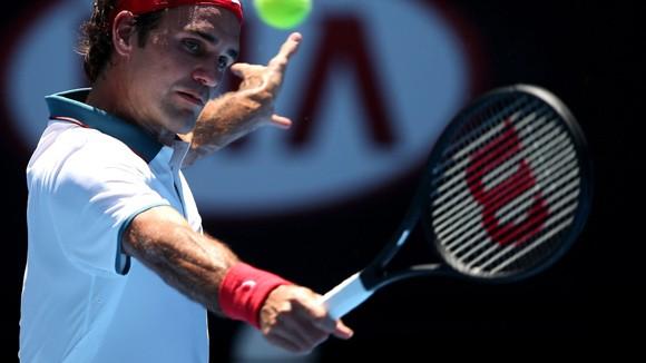 Federer lập kỷ lục mới ảnh 1