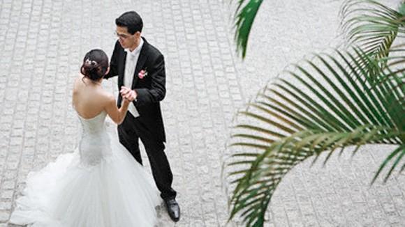 Vừa cưới đã tan ảnh 1