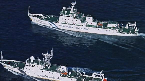 Philippines tố Trung Quốc âm mưu thâu tóm Biển Đông ảnh 1