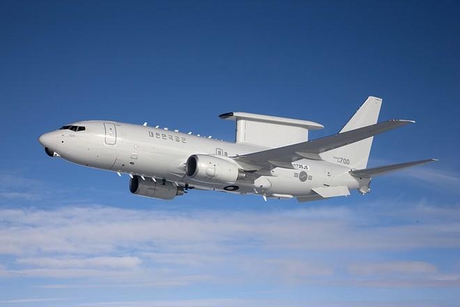 Không quân Hàn Quốc có máy bay mới ảnh 1