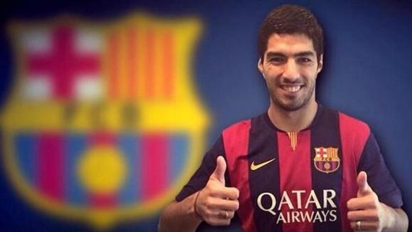 Liverpool xác nhận Luis Suarez giờ đã là người của Barcelona