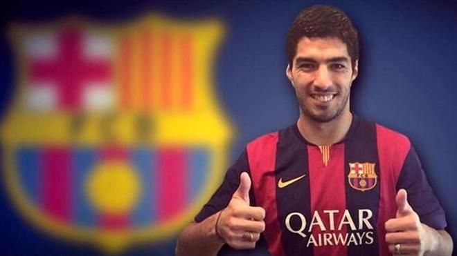 Luis Suarez hứa sẽ không cắn thêm bất cứ ai nữa ảnh 5
