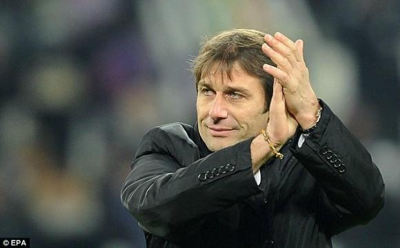Antonio Conte bất ngờ từ chức HLV của Juventus sau 4 năm tại vị ảnh 2