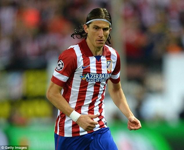 Chelsea mua Felipe Luis, bán Demba Ba ảnh 1