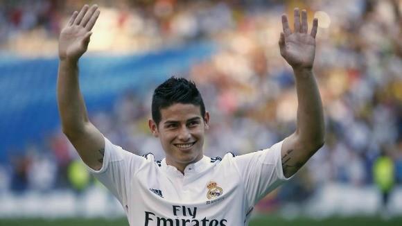 "James Rodriguez ""rủ rê"" Falcao gia nhập Real Madrid ảnh 2"