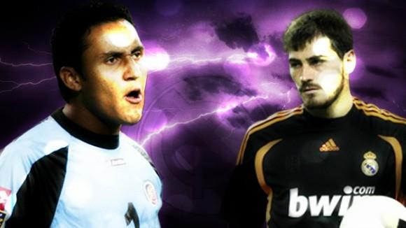 Keylor Navas sẽ thách thức Iker Casillas tại Real Madrid ảnh 3