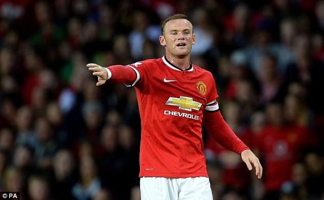 Rooney chính thức lãnh trọng trách thủ quân của Manchester United ảnh 1