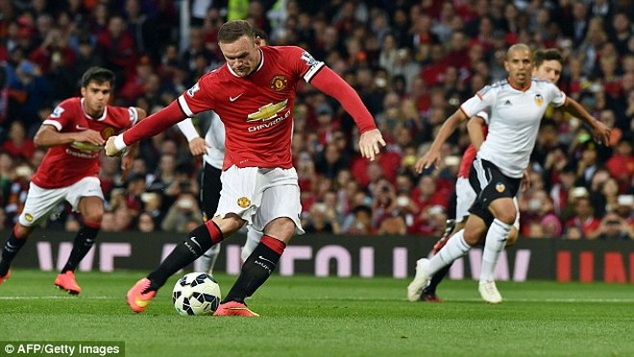 Rooney chính thức lãnh trọng trách thủ quân của Manchester United ảnh 3