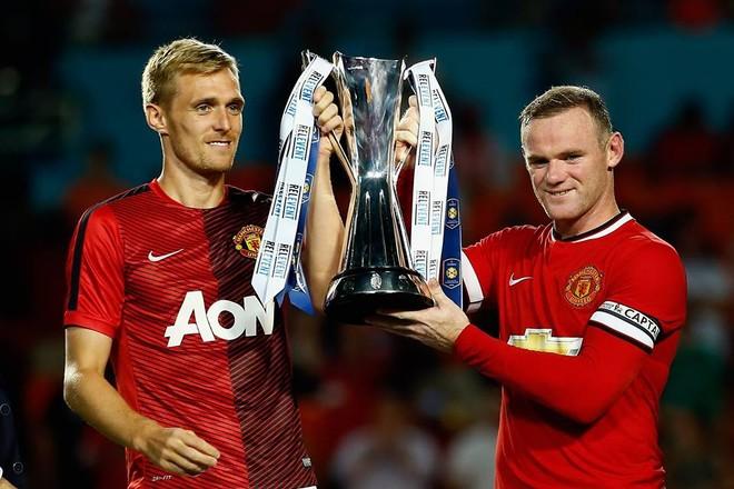 Rooney chính thức lãnh trọng trách thủ quân của Manchester United ảnh 5