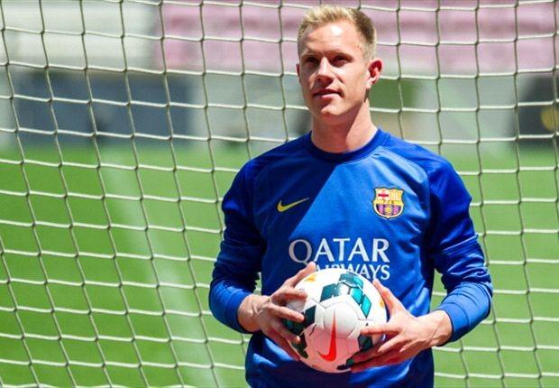"""Dính chấn thương, """"Oliver Kahn mới"""" của Barcelona nghỉ thi đấu 3 tuần ảnh 1"""