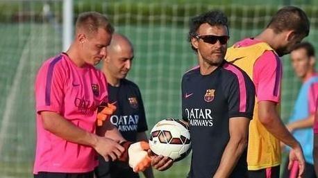 """Dính chấn thương, """"Oliver Kahn mới"""" của Barcelona nghỉ thi đấu 3 tuần ảnh 3"""