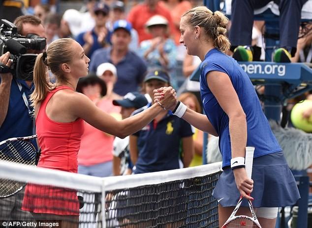 US Open 2014: Nội dung đơn nữ tiếp tục chứng kiến cú sốc ảnh 1