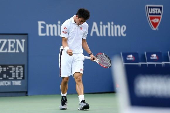 US Open 2014: Nishikori chấm dứt sự chờ đợi gần 100 năm của người Nhật ảnh 2