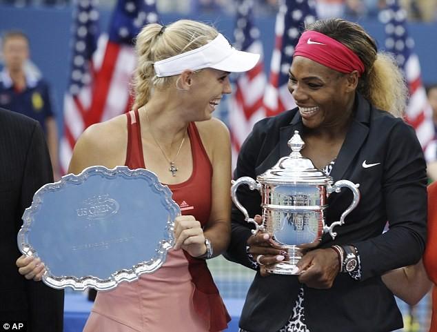 """US Open 2014: Đè bẹp Wozniacki, Serena Williams lần thứ 6 lên ngôi """"Hậu"""" ảnh 5"""