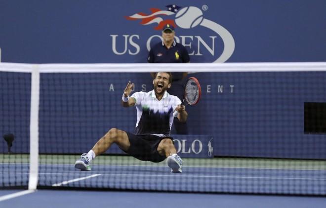 US Open 2014: Cái kết mỹ mãn dành cho Marin Cilic ảnh 2