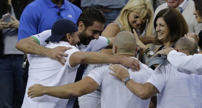 US Open 2014: Cái kết mỹ mãn dành cho Marin Cilic ảnh 4