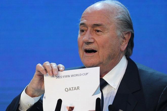 Người của FIFA tiếp tục đòi tước quyền đăng cai World Cup 2022 của Qatar ảnh 3