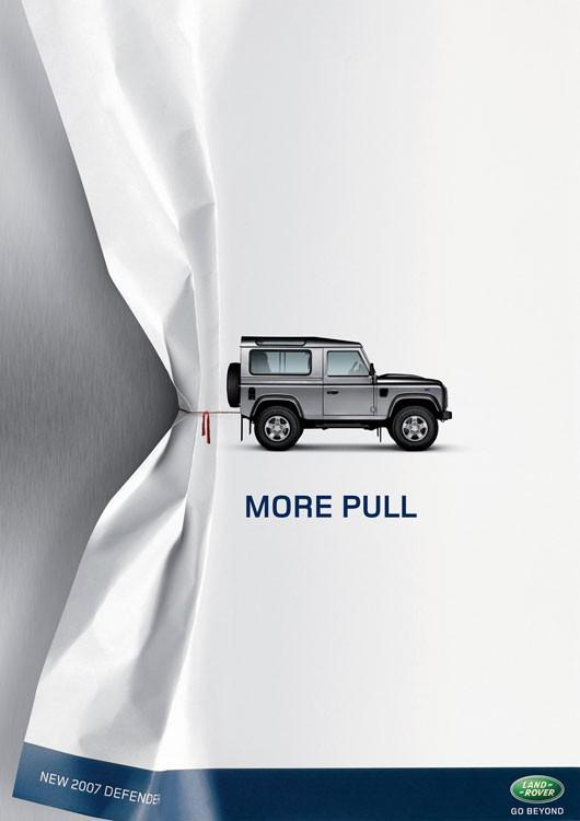 Những ý tưởng quảng cáo xe hơi không thể bỏ qua ảnh 13