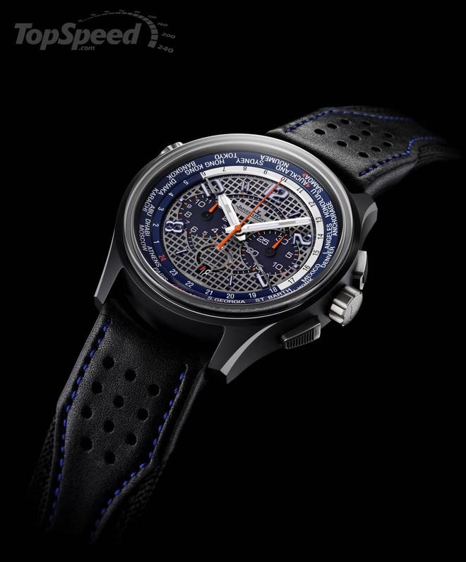Đam mê với đồng hồ World Chronograph AMVOX 5 LMP1 ảnh 4