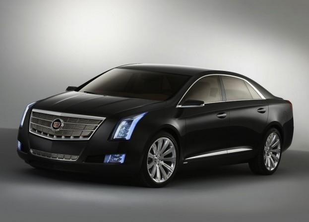 Cadillac XTS Platinum 2013 Concept - đẳng cấp mới ảnh 1