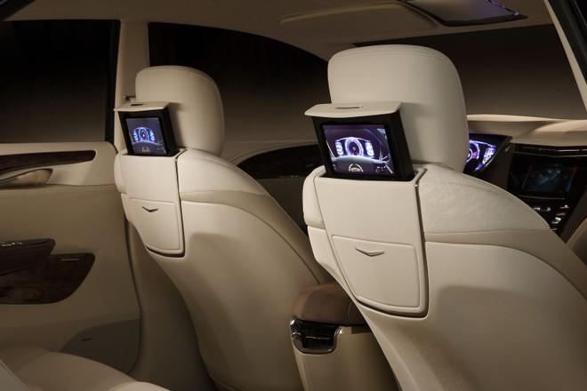Cadillac XTS Platinum 2013 Concept - đẳng cấp mới ảnh 6