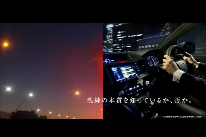 Honda CR-V 2012 đã xuất hiện ảnh 2