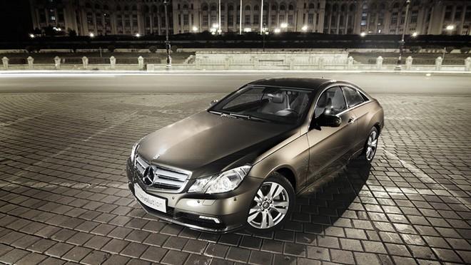 "Kế hoạch ""giảm cân"" cho Mercedes Benz E-Class ảnh 1"