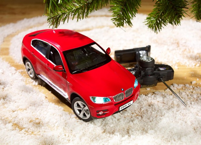 Quà Giáng sinh thú vị từ BMW ảnh 3