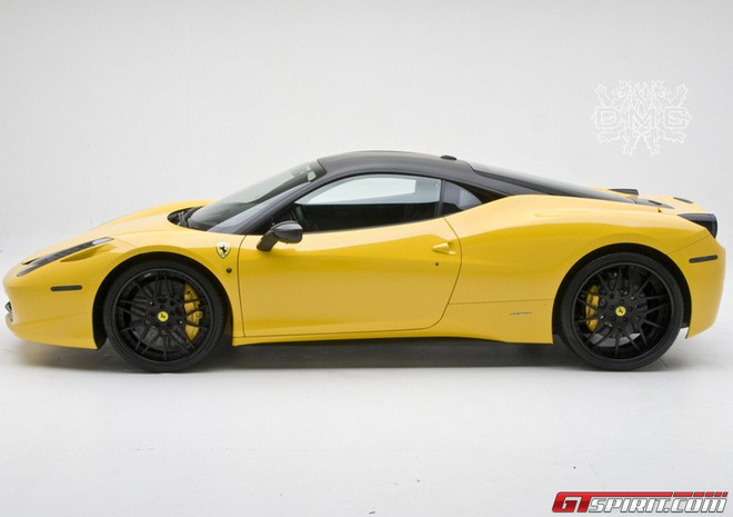 Ferrari 458 tại triển lãm SEMA 2011 ảnh 5