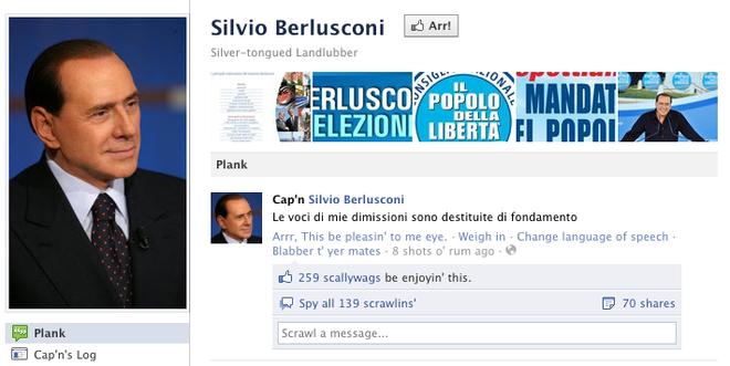 Thủ tướng Ý cập nhật facebook và khiến... cả châu Âu thất vọng ảnh 1