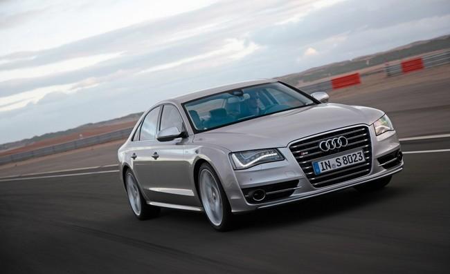 Trải nghiệm cùng Audi S8 phiên bản 2013 ảnh 9