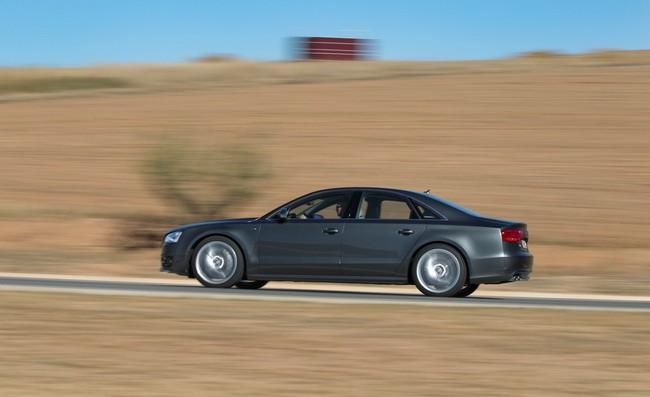 Trải nghiệm cùng Audi S8 phiên bản 2013 ảnh 8