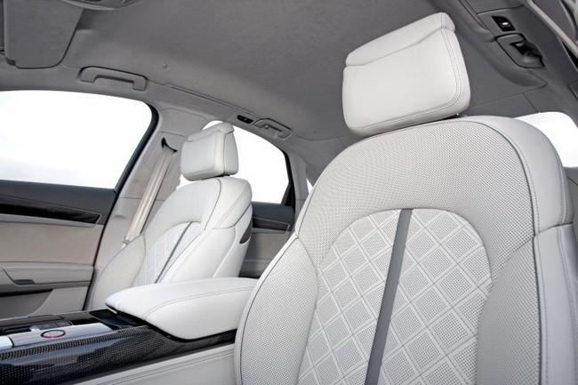 Trải nghiệm cùng Audi S8 phiên bản 2013 ảnh 11
