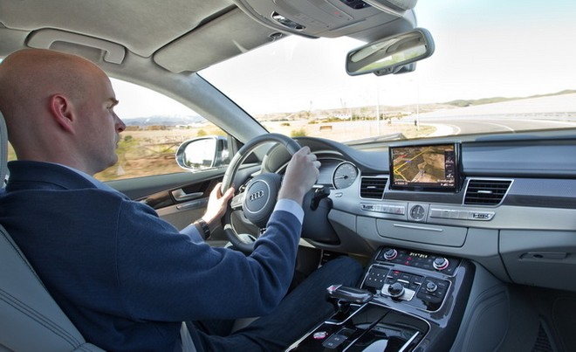 Trải nghiệm cùng Audi S8 phiên bản 2013 ảnh 10
