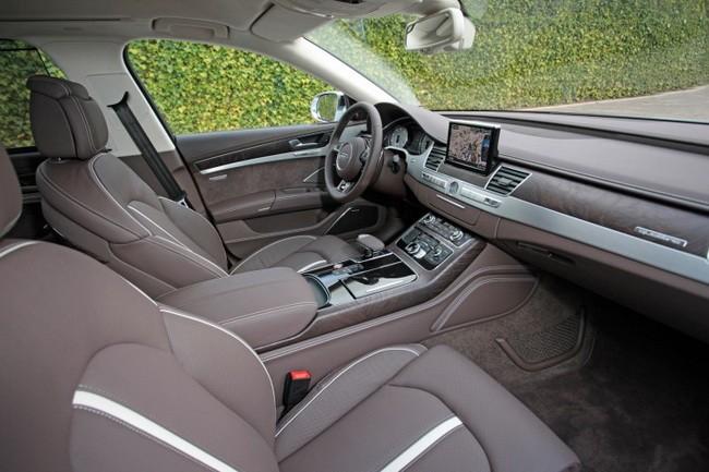 Trải nghiệm cùng Audi S8 phiên bản 2013 ảnh 12