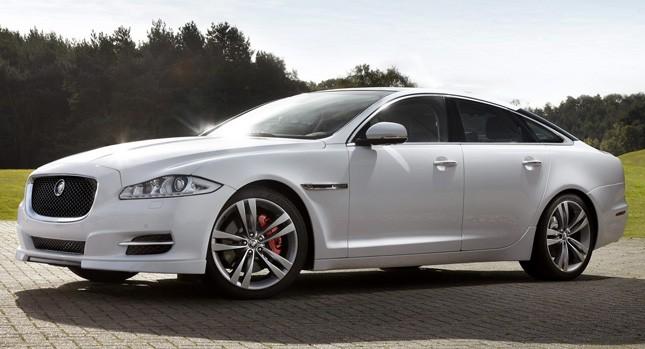 Jaguar giới thiệu gói nâng cấp mới cho XJ Saloon ảnh 1