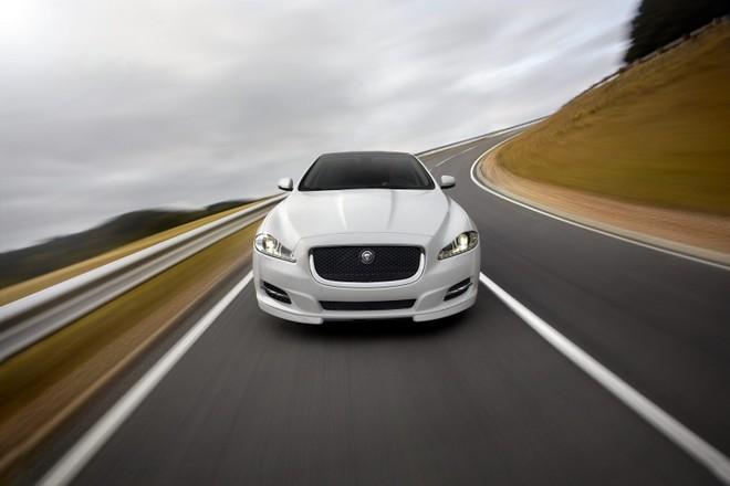 Jaguar giới thiệu gói nâng cấp mới cho XJ Saloon ảnh 4