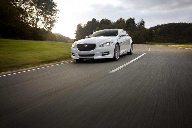 Jaguar giới thiệu gói nâng cấp mới cho XJ Saloon ảnh 2