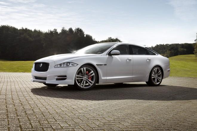 Jaguar giới thiệu gói nâng cấp mới cho XJ Saloon ảnh 7