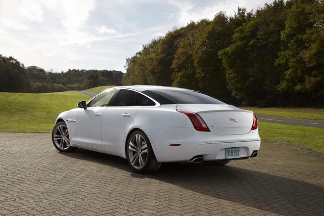 Jaguar giới thiệu gói nâng cấp mới cho XJ Saloon ảnh 6