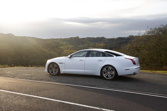 Jaguar giới thiệu gói nâng cấp mới cho XJ Saloon ảnh 5